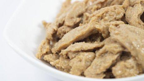大豆ミートは肉と比べてカロリーが低くコレステロールゼロ
