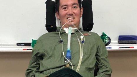 「必ず治る病気になる」ALSと闘う恩田聖敬さんの思い