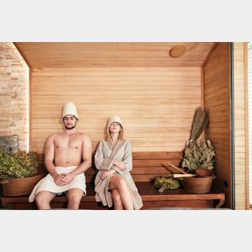適度なサウナ入浴は有益
