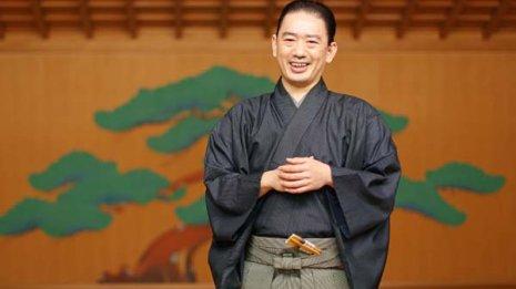 白血病と闘う能楽師の武田文志さん「医学の進歩を知った」