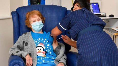 医療従事者は新型コロナウイルスのワクチンを打つのか?