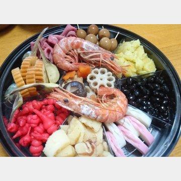 日本ではお節料理で使われるチョロギ