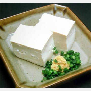 豆腐は朝食べるのがいい