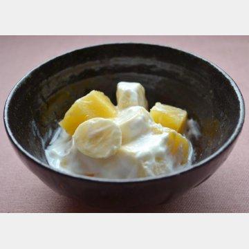バナナやパイナップルは身体を冷やす食材