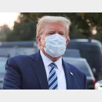 トランプ前大統領は「チャイナウイルス」を連呼