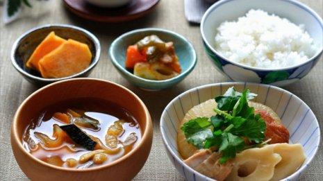 日本食の摂取状況は認知症リスクのバロメーターになるのか