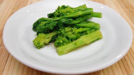 菜の花は抗酸化作用あり 貧血を防ぎ大腸がんにもなりにくい
