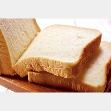 白いパンはGI値が高い