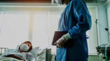 <6>自分は退院も、重症化一歩手前の母に後ろ髪を引かれる思い