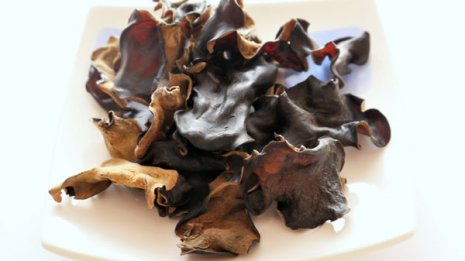 キクラゲは骨折・がん・感染症予防に役立つ夕食向けの食材