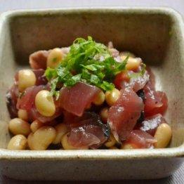 カツオと大豆で「気」と「血」を補って低血圧を解消する
