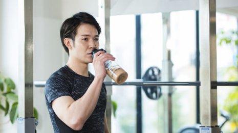 運動とセットでプロテインを取れば効率よく筋肉量を向上