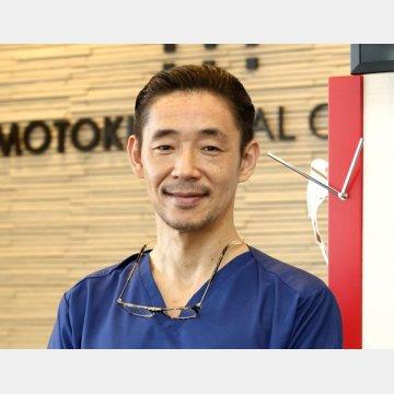 歯科医師の石川太樹氏