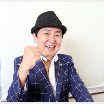 フリーアナウンサーの笠井信輔さん