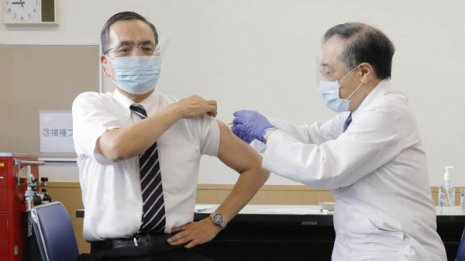 ワクチン体験記 接種後の高熱に備えて休みの前日に打ちたい