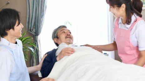 在宅医療では医師もスタッフもすべてが対等なパートナー