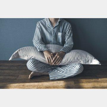 良質な睡眠が大切(写真はイメージ)