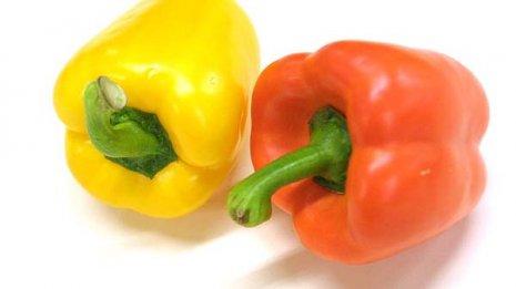 ビタミン豊富なパプリカは「色」によって味と栄養素が変化