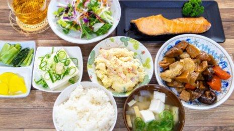 具材たっぷりの食事が認知機能を維持し脳の萎縮を抑制する