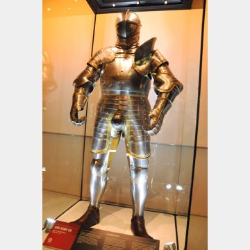 ヘンリー8世の甲冑