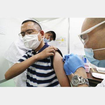 64歳以下のワクチン接種が始まったが