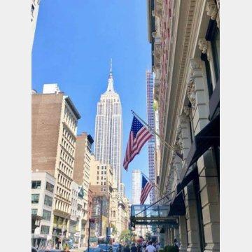 ニューヨークでは日常が戻りつつある