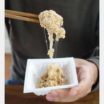 納豆などの発酵食品にも注目