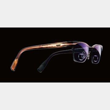 次世代遠近両用メガネ「タッチフォーカス」