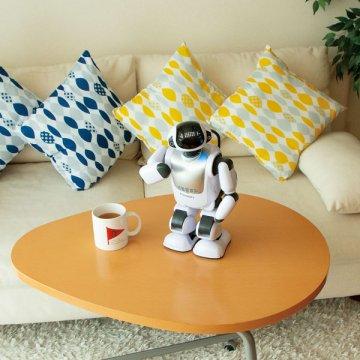 AI搭載人型コミュニケーションロボット「PALRO」(パルロ)/富士ソフト提供