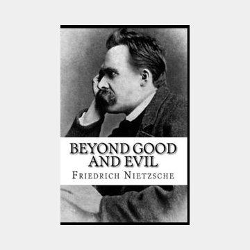 フリードリヒ・ニーチェの著書「善悪の彼岸」