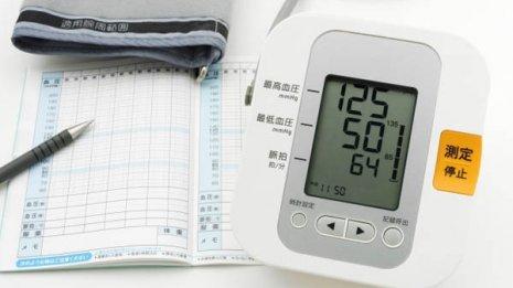血圧は「ちょっとだけ高い」でも腎臓病のリスクが高くなる