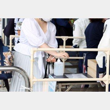 コロナの影響でアルコール消毒による手湿疹が急増