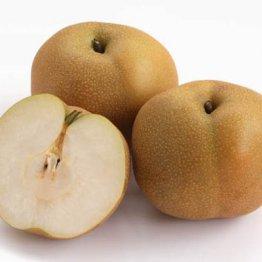梨は夜に食べたい 血糖値への影響が少なく疲労回復効果あり