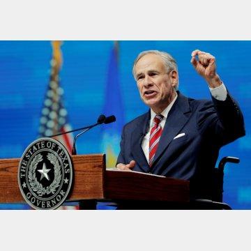 テキサス州知事のグレッグ・アボット氏