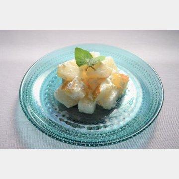 ハチミツ梨チーズ